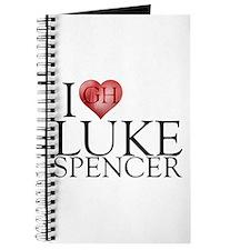 I Heart Luke Spencer Journal