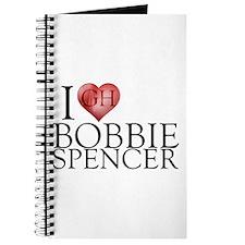 I Heart Bobbie Spencer Journal