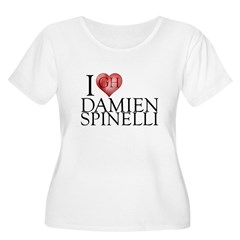 I Heart Damien Spinelli T-Shirt