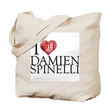 I Heart Damien Spinelli Tote Bag
