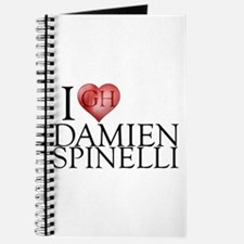 I Heart Damien Spinelli Journal