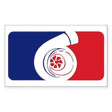 Major League Boost Stickers