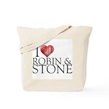 I Heart Robin & Stone Tote Bag