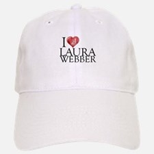 I Heart Laura Webber Baseball Baseball Cap