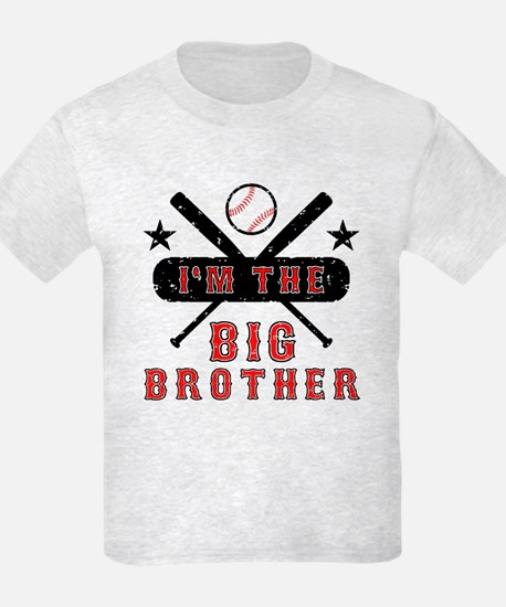 Baseball Big Brother T-Shirt