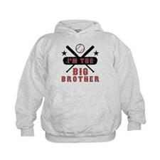 Baseball Big Brother Hoodie