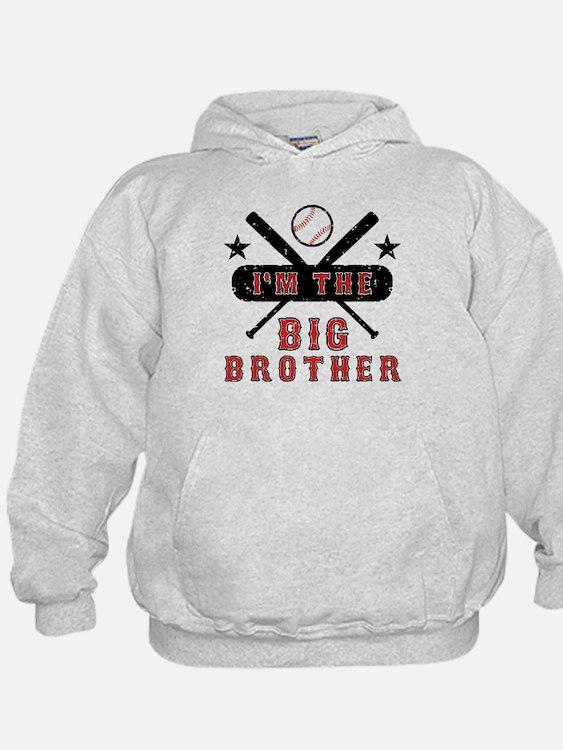Baseball Big Brother Hoodie