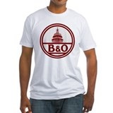 Baltimore Fitted Light T-Shirts