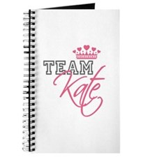 Team Kate Royal Crown Journal