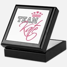 Team Kate Royal Crown Keepsake Box