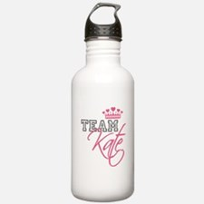 Team Kate Royal Crown Water Bottle