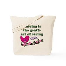 Unique Nursing assistant Tote Bag