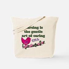 Cute Nursing night Tote Bag