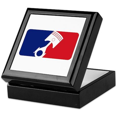 Major League Motor Keepsake Box