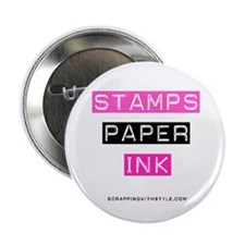 Stamps Paper Ink Button