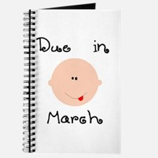 Due in March Journal