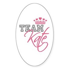 Team Kate Royal Crown Decal