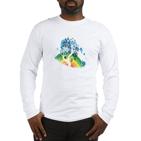 Invisible Tree Long Sleeve T-Shirt