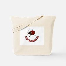 BUG OFF Tote Bag