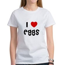 I * Eggs Tee