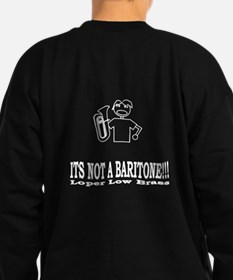 "LLB ""Not a Baritone"" Sweatshirt (dark)"