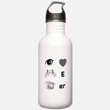 Wizard Puzzle Water Bottle
