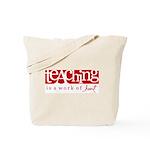 Teaching Tote Bag