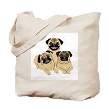 Isabelle, Madison & Lucee Tote Bag