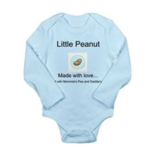 Little Peanut Long Sleeve Infant Bodysuit
