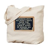School pastor Canvas Bags