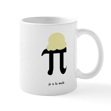Pi a la Mode Mug
