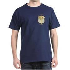 Corpsman USMC Retired T-Shirt