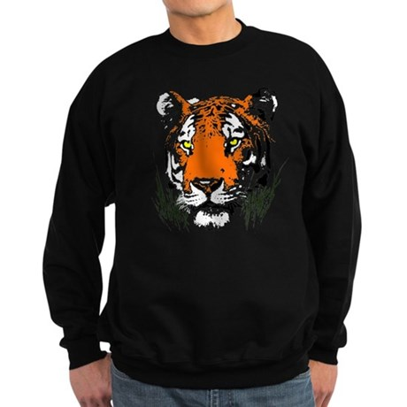 Tiger Love Sweatshirt (dark)