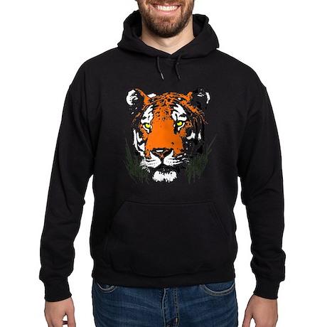 Tiger Love Hoodie (dark)
