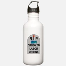 VOTE OPEN SHOP Water Bottle