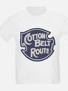 Cotton Belt Railway logo T-Shirt