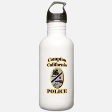 Compton Police Water Bottle