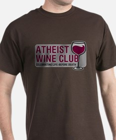 Atheist Wine Club T-Shirt
