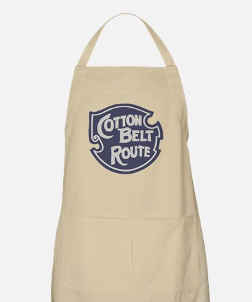 Cotton Belt Railway logo Light Apron