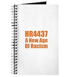 Hr4437 war Journals & Spiral Notebooks