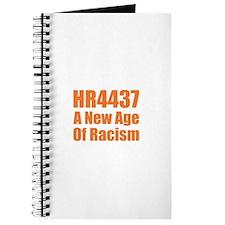 HR4437 Racism Journal