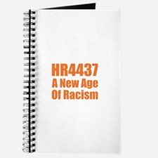 HR4437 Racism Journal