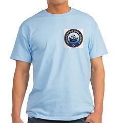 Masonic US Navy Reserve S&C T-Shirt