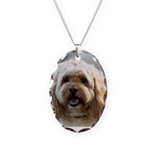 Dee Jay's Necklace Oval Charm