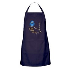 Funny Mom Saying Apron (dark)