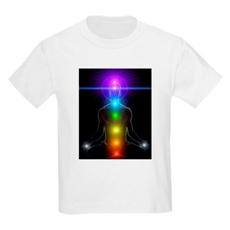 CHAKRAS 1 Kids T-Shirt