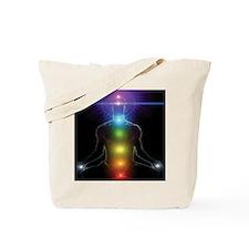 CHAKRAS 1 Tote Bag
