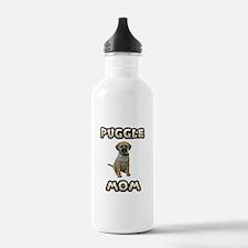 Puggle Mom Water Bottle
