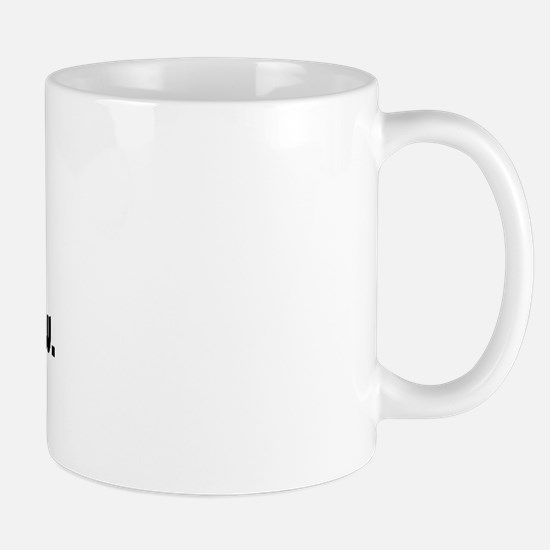 When I fart Mug