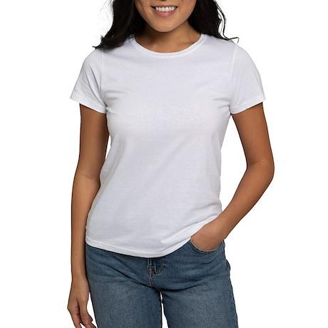 White German Shepherds Rock Women's T-Shirt
